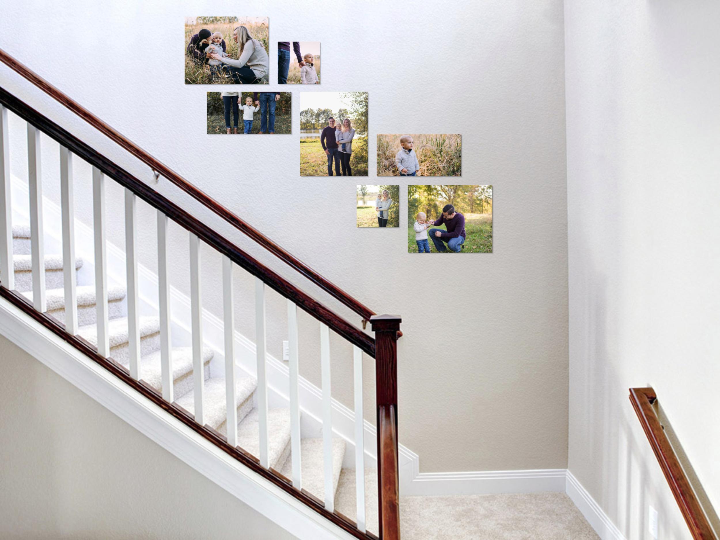 Rebecca Lassiter Photography Wall Portraits