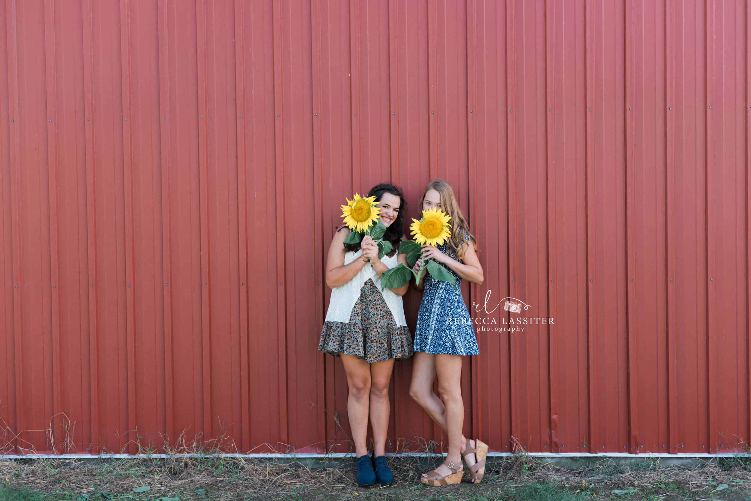 Relax & be Silly - These two best friends enjoyed their session.