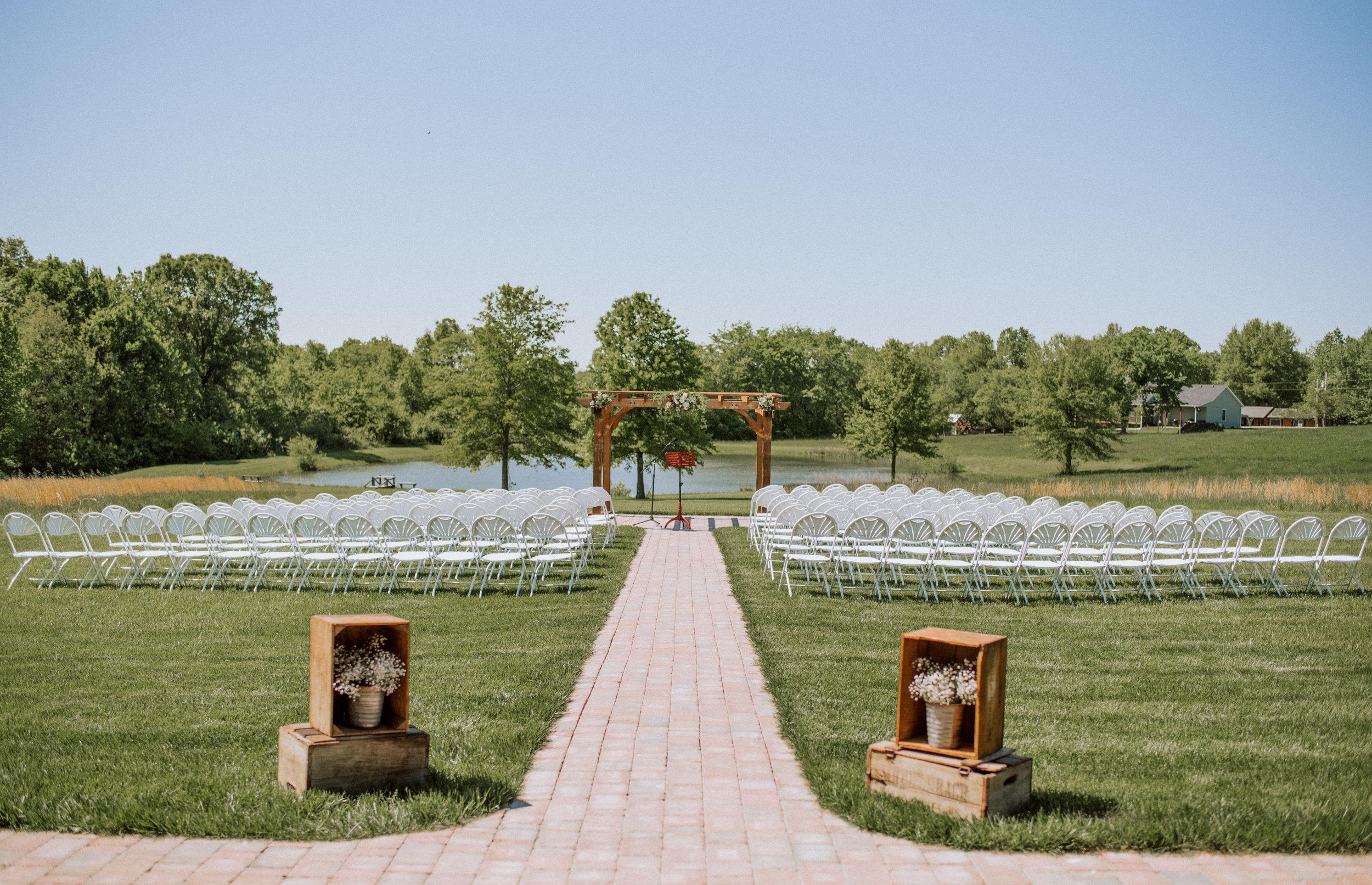 Rebecca Lassiter Photography Wedding Ceremony