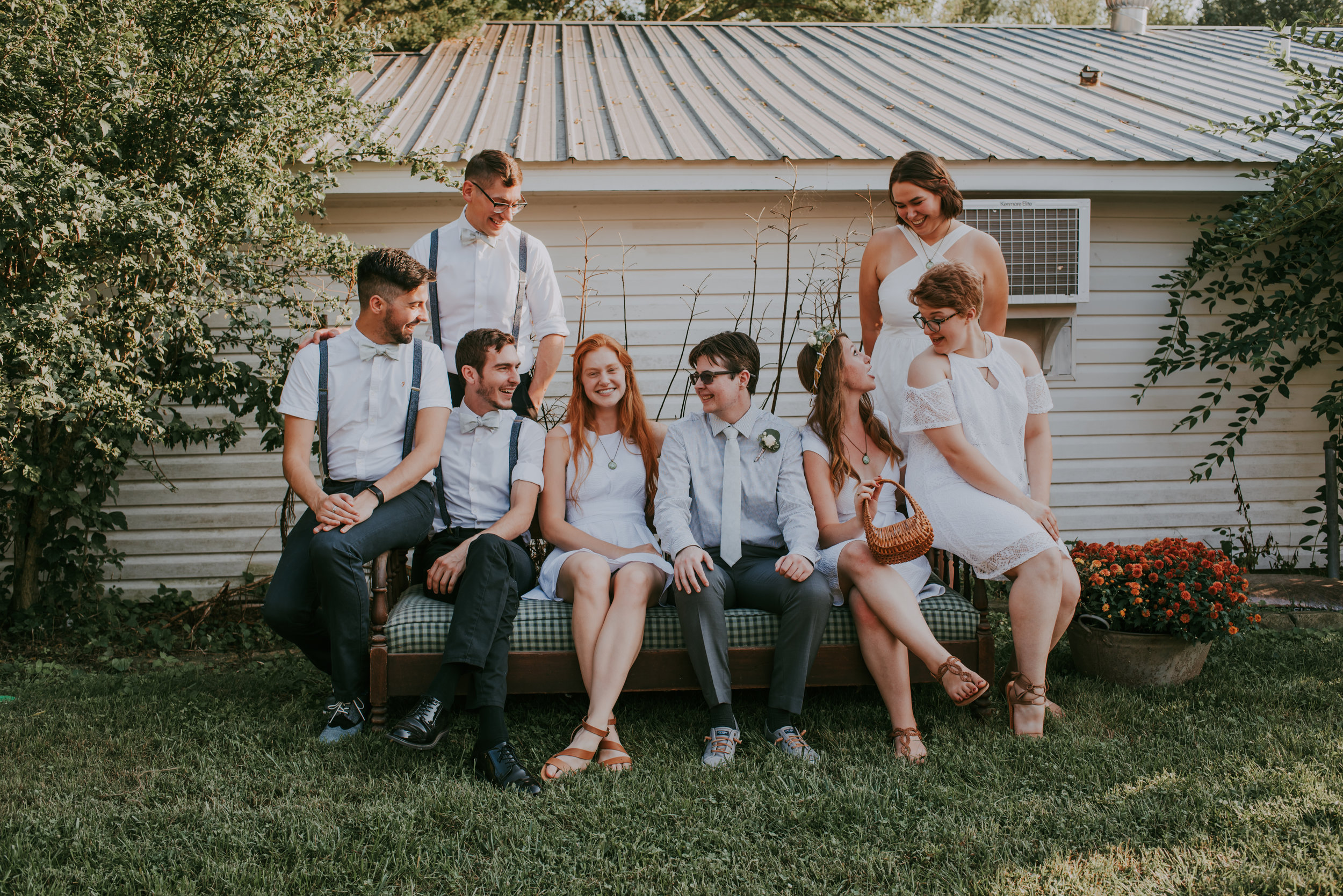 Rebecca Lassiter Photography - Wedding Party