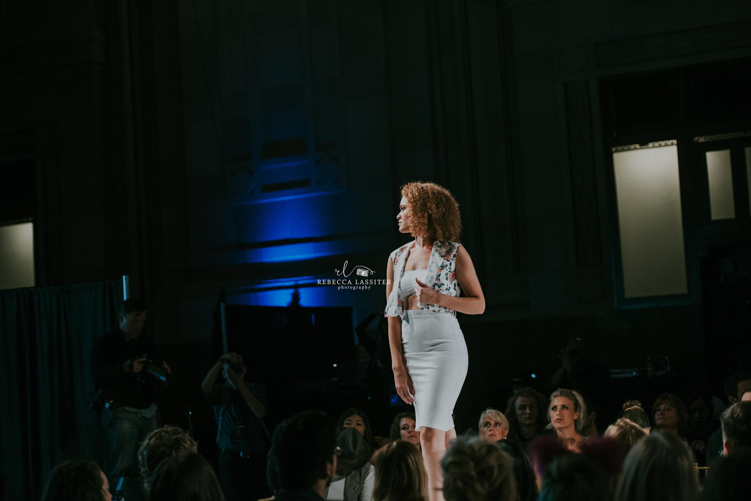 KC Fashion Week Night 2 - Skirt