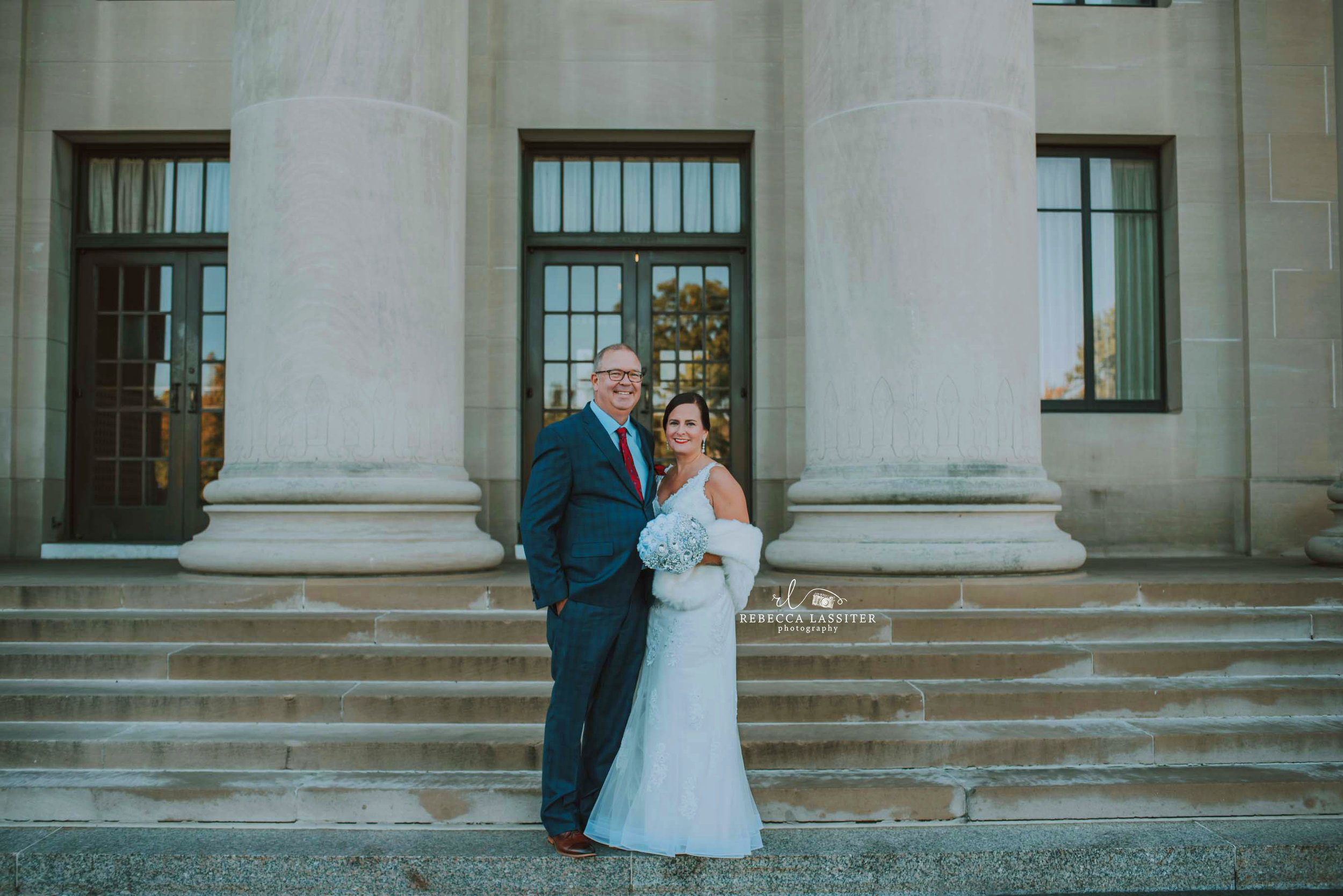 Kansas City Bride and Groom Portraits, Photographer