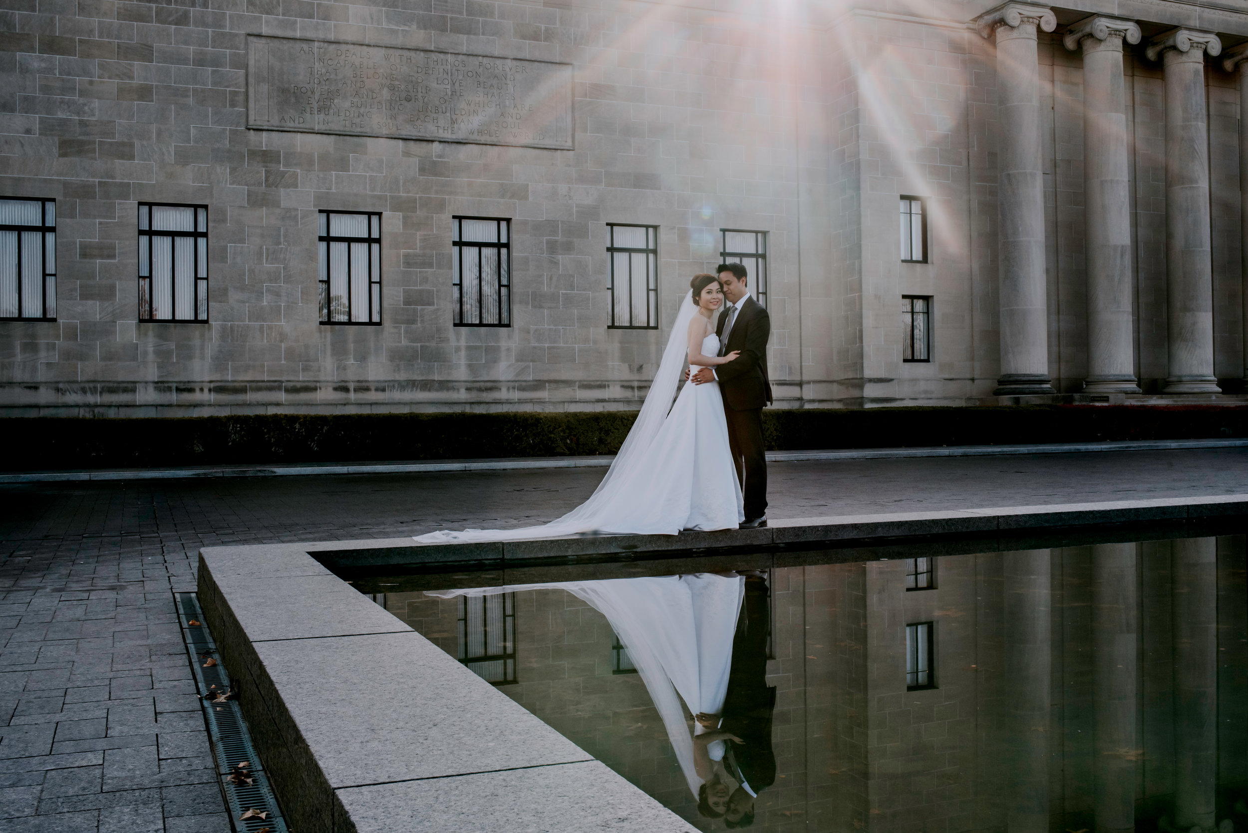 Kansas City, Bride and Groom Photographer