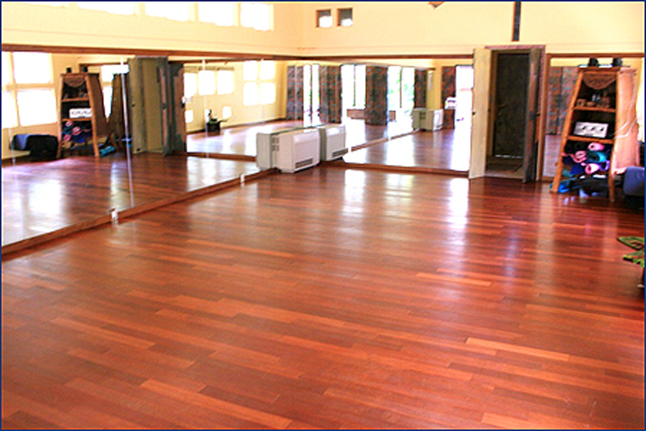 Our yoga studio has facilities for both heated and non-heated practice.