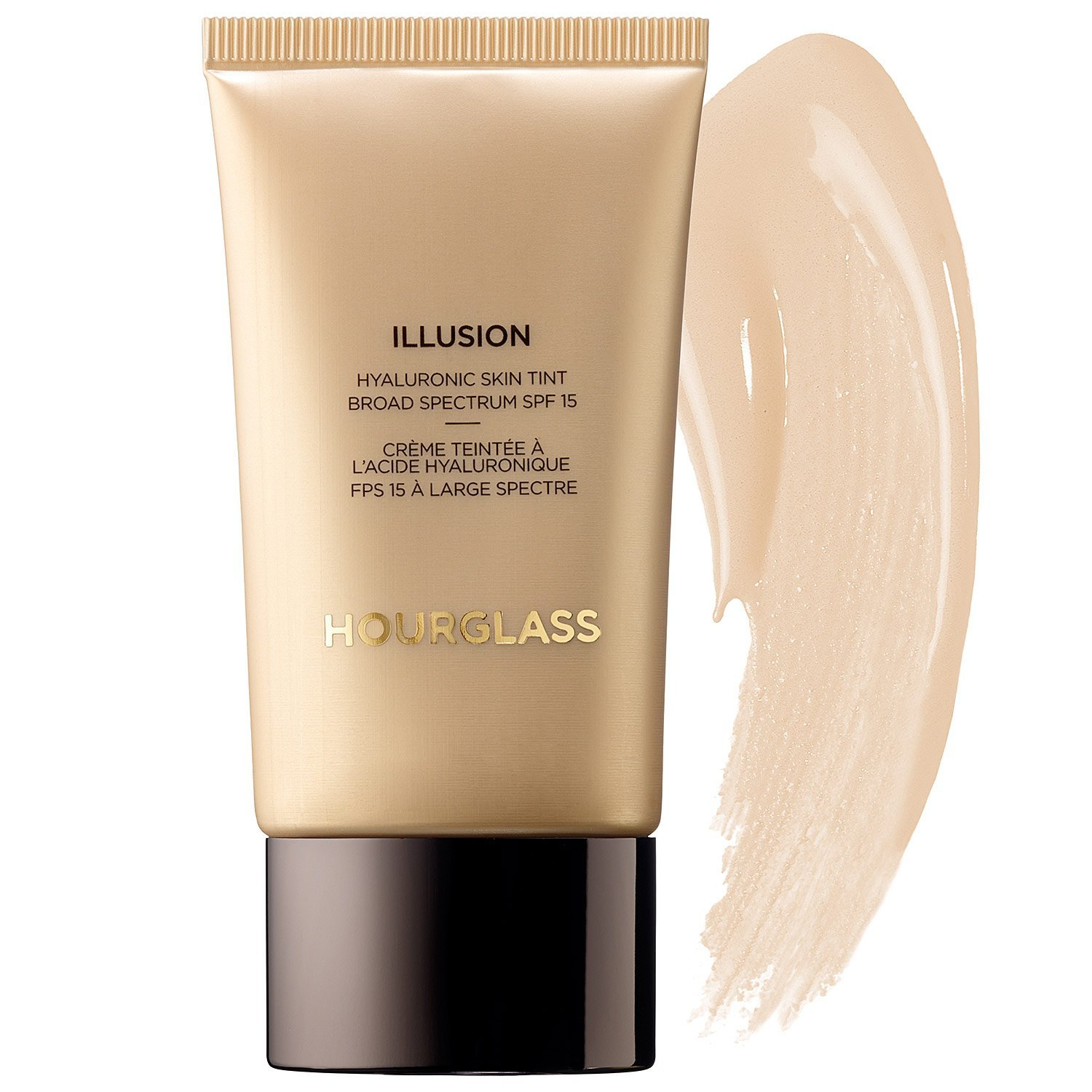 I love a good tinted moisturizer and I love that this one also contains hyaluronic acid.