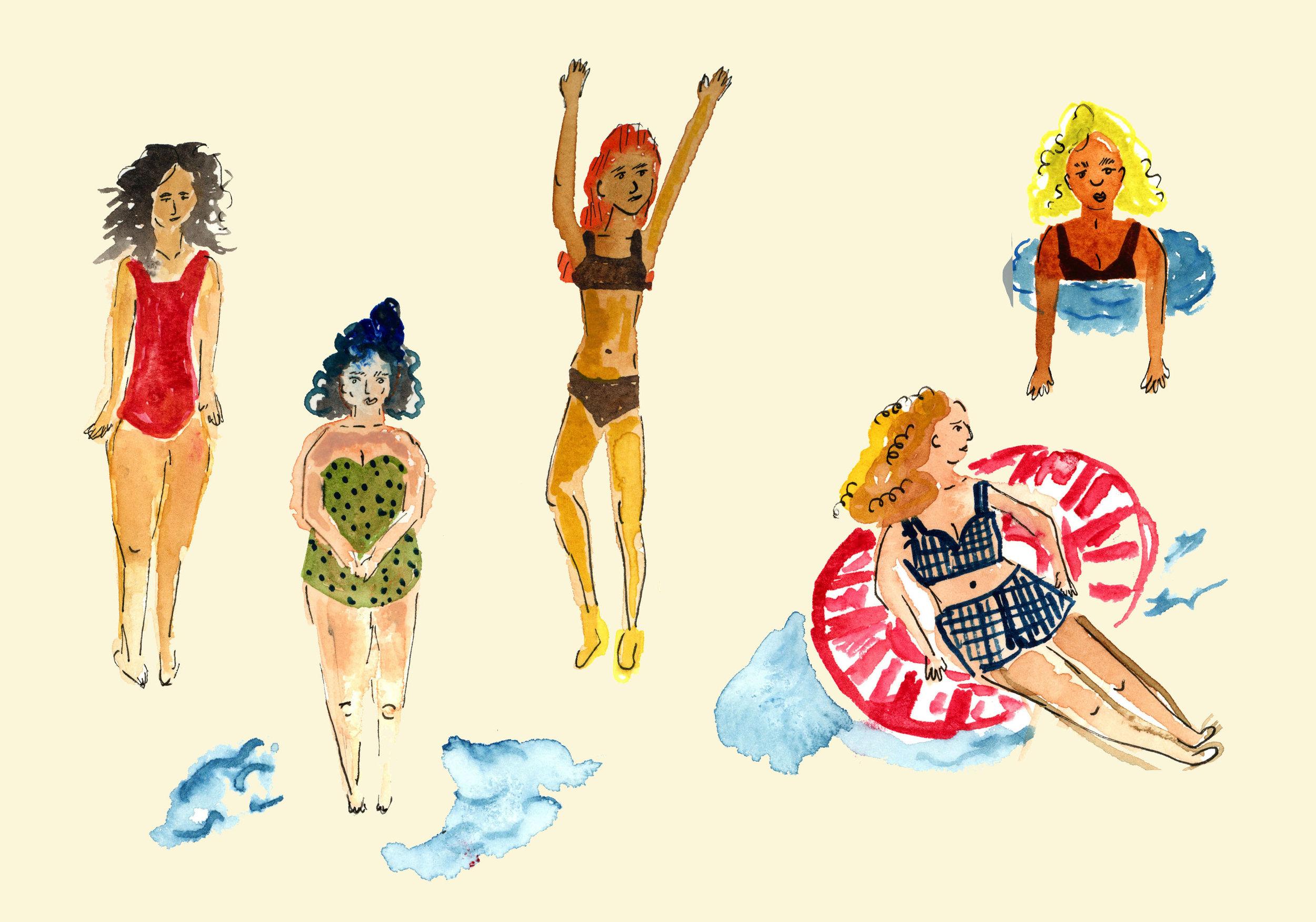 Illustration by  Lindsey Frances