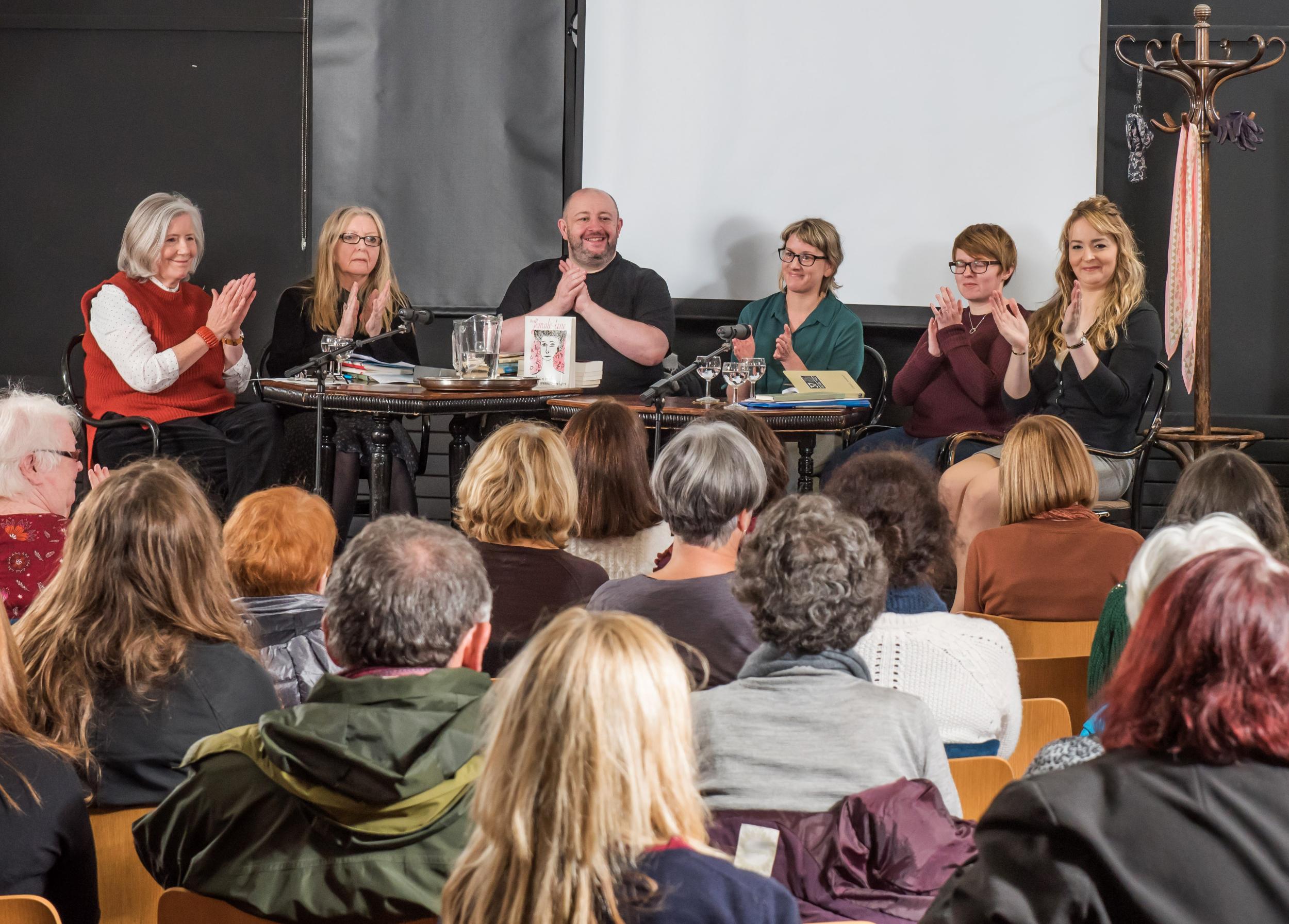 Women in Print panel