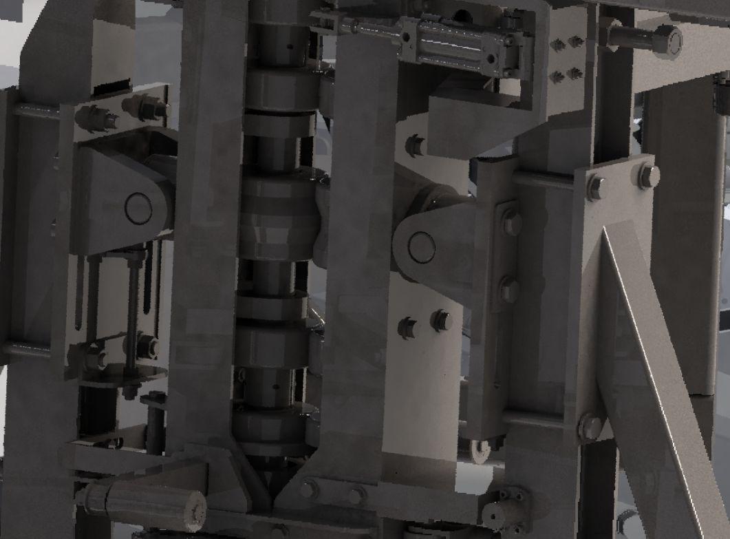 Spiral Silo Machine