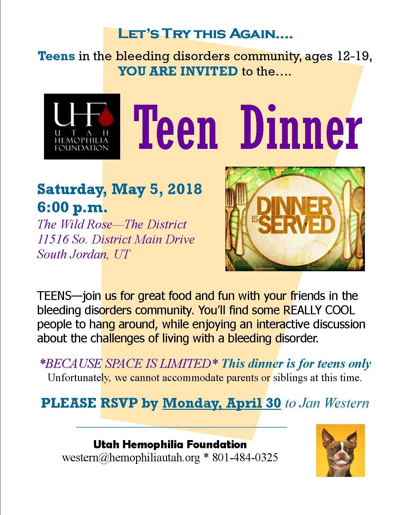 Teen Dinner May 5.jpg