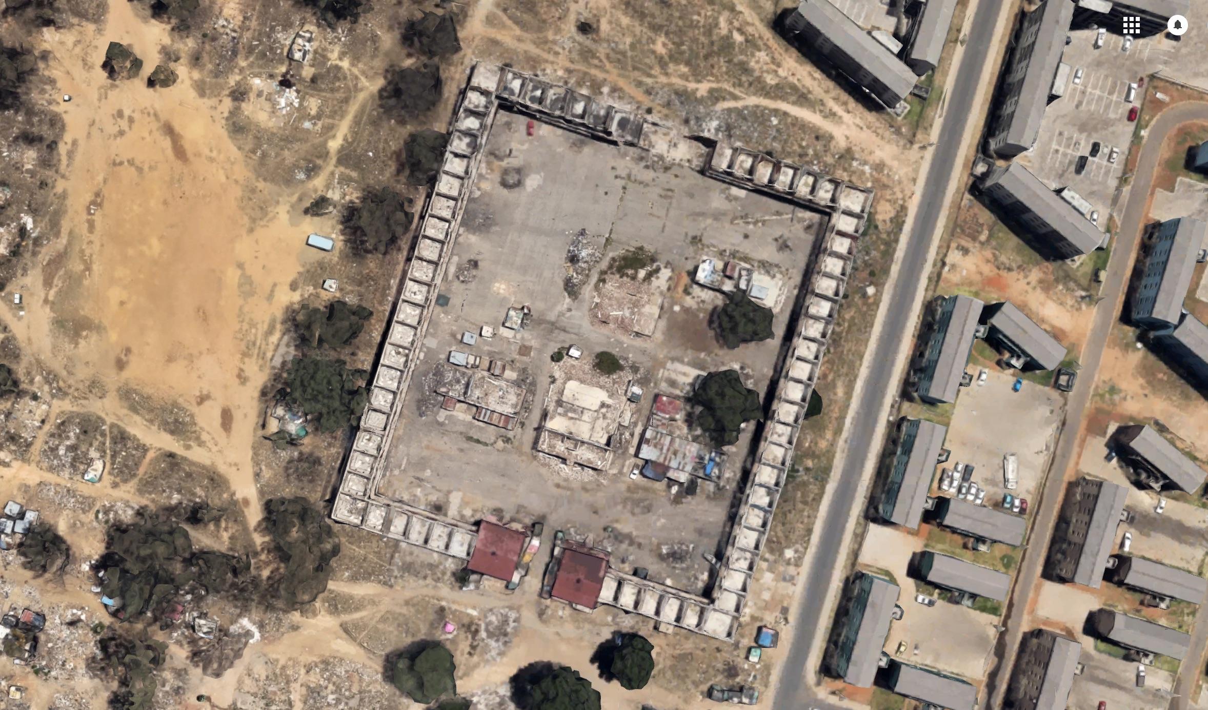 Compound B, Johannesburg