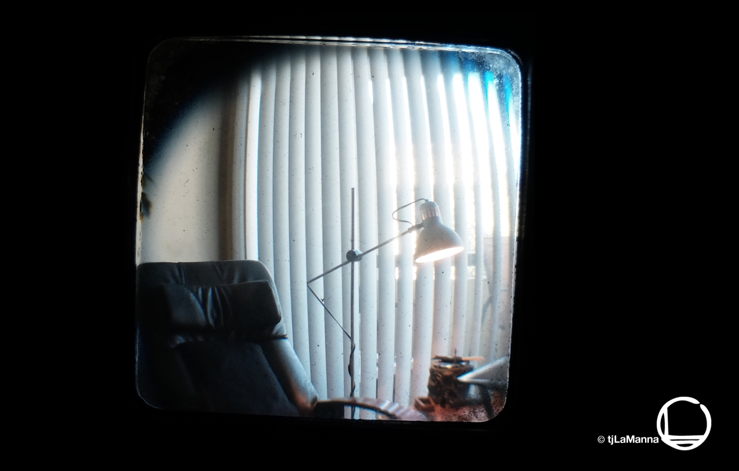 This was taken, using my x30, looking down into the viewfinder of my Kodak Duoflex II.  : : : :