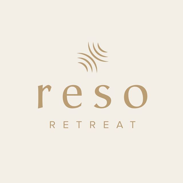 """@resoretreat  Reso: """"to return good / to give"""" The mark represents the dualist element of a conversation or breath, but with the foundation symbol of sound waves. The type has a formal, yet natural quality, as if written by a human hand rather than a digital device. . . . . #icondesign #logodesign #symbols #logodesigners #logomark #branddesigner #brandstylist #visualidentity #spacebetweenstudio #creativelifehappy #customlogo #minimallove #cleandesign #graphicdesigners #freelancelifestyle #graphicdesigners #smallbusinnes #ladybosslifestyle #logoinspire #logomaker #logodesigners #designstudios #designlifestyle #brandidentitydesign #spacebetween #studio #designlife #sandiegomade"""