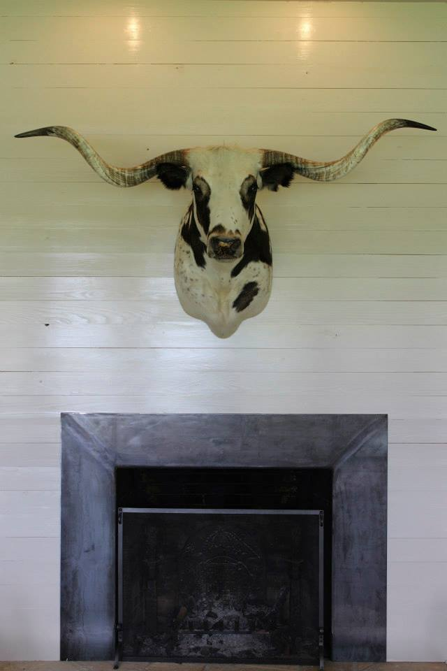 Fireplace with Longhorn.jpg