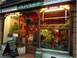 Oliver's Coffee house Sherborne