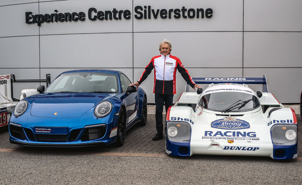 Spanning over 40 years, Derek Bell MBE has enjoyed one of the most successful, diverse and wide-ranging careers of any British racing driver. He is best-known as the consummate endurance sports car driver who won the Le Mans 24 Hours five times, the Daytona 24 Hours three times and the World Sports Car Champion twice. He is considered as the greatest Englishman ever to compete in endurance racing.