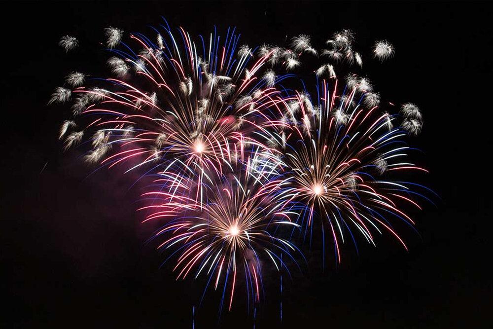 Sherborne fireworks night, click on image for more details