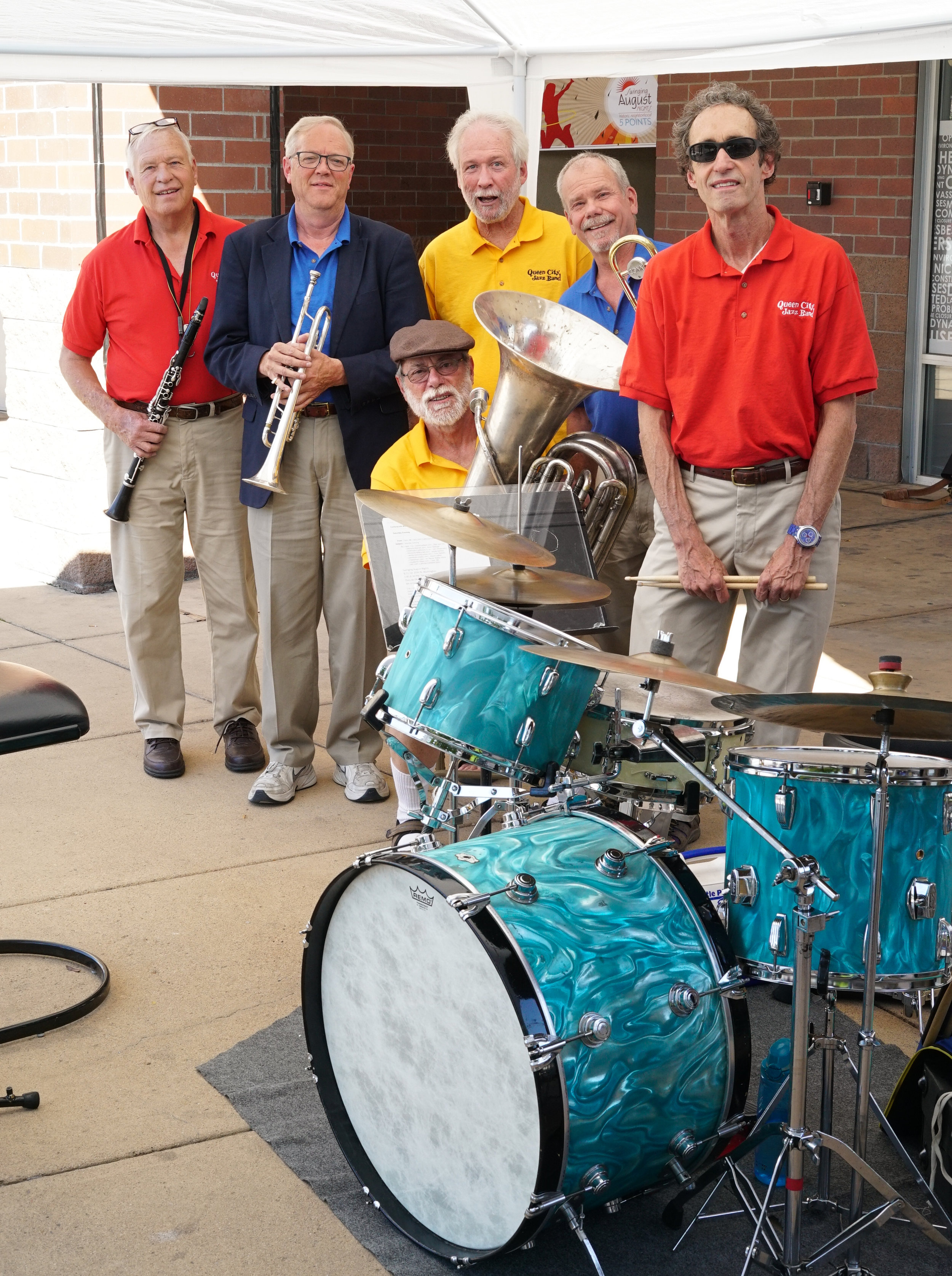Queen City Jazz Band!