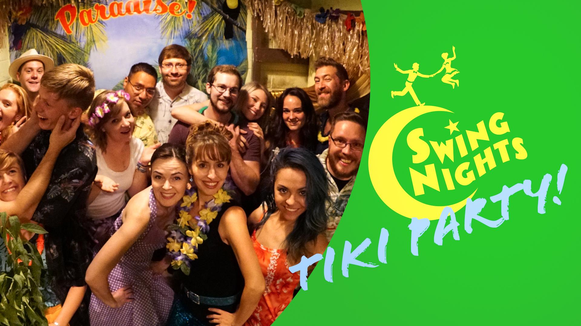 Tiki Party 2018!