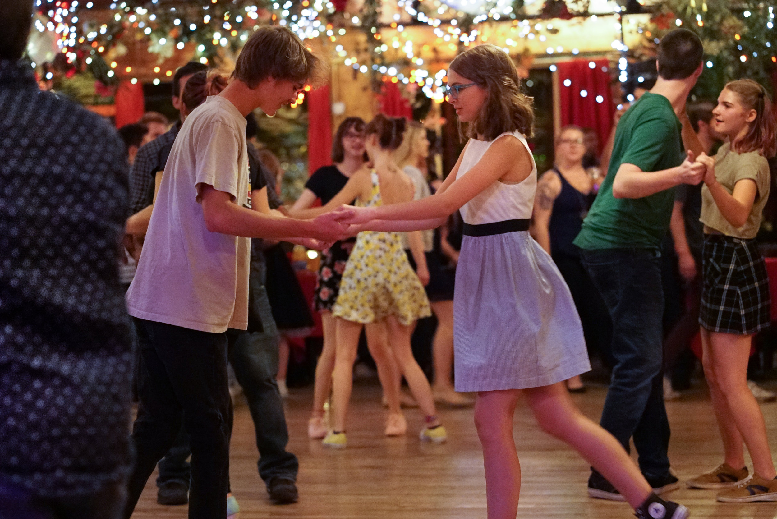Inter-generational Dance!