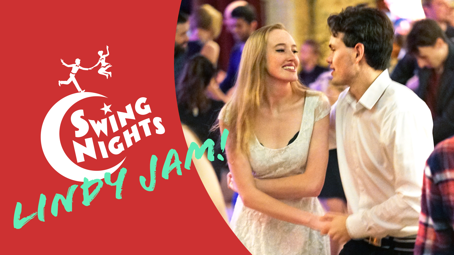 Swing Nights' Lindy Jam!