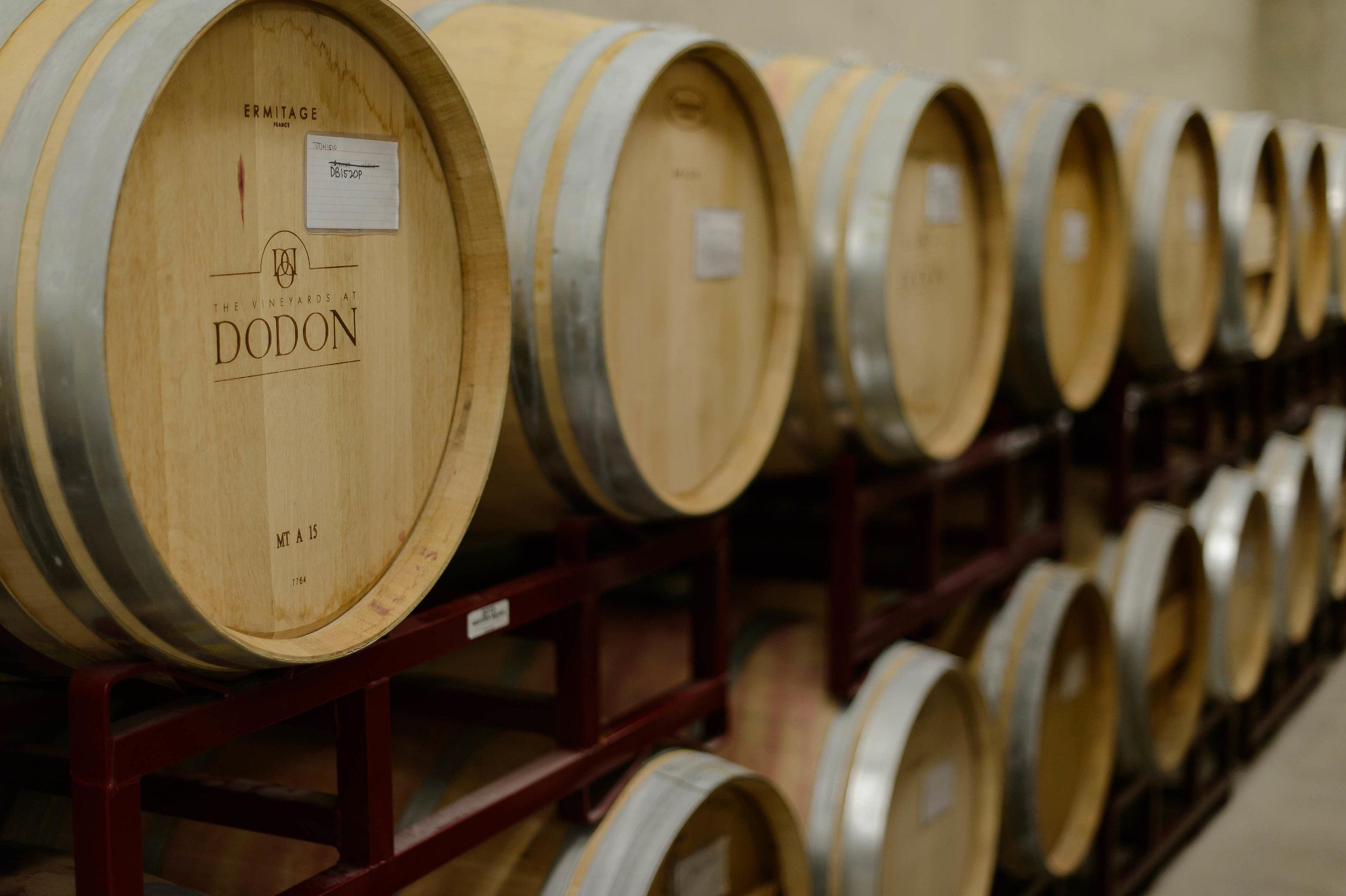 ...exacting winemaking standards,
