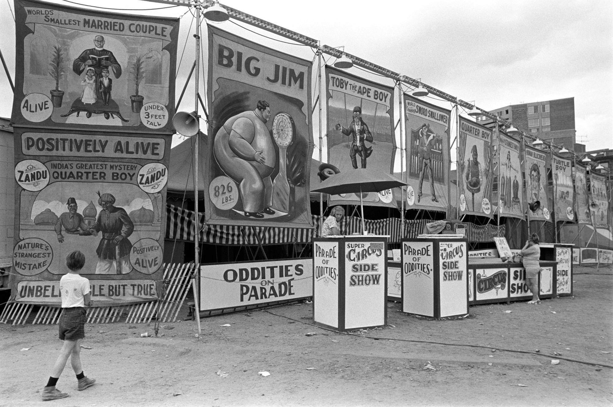 1st & last Annual Boston City Fair MA