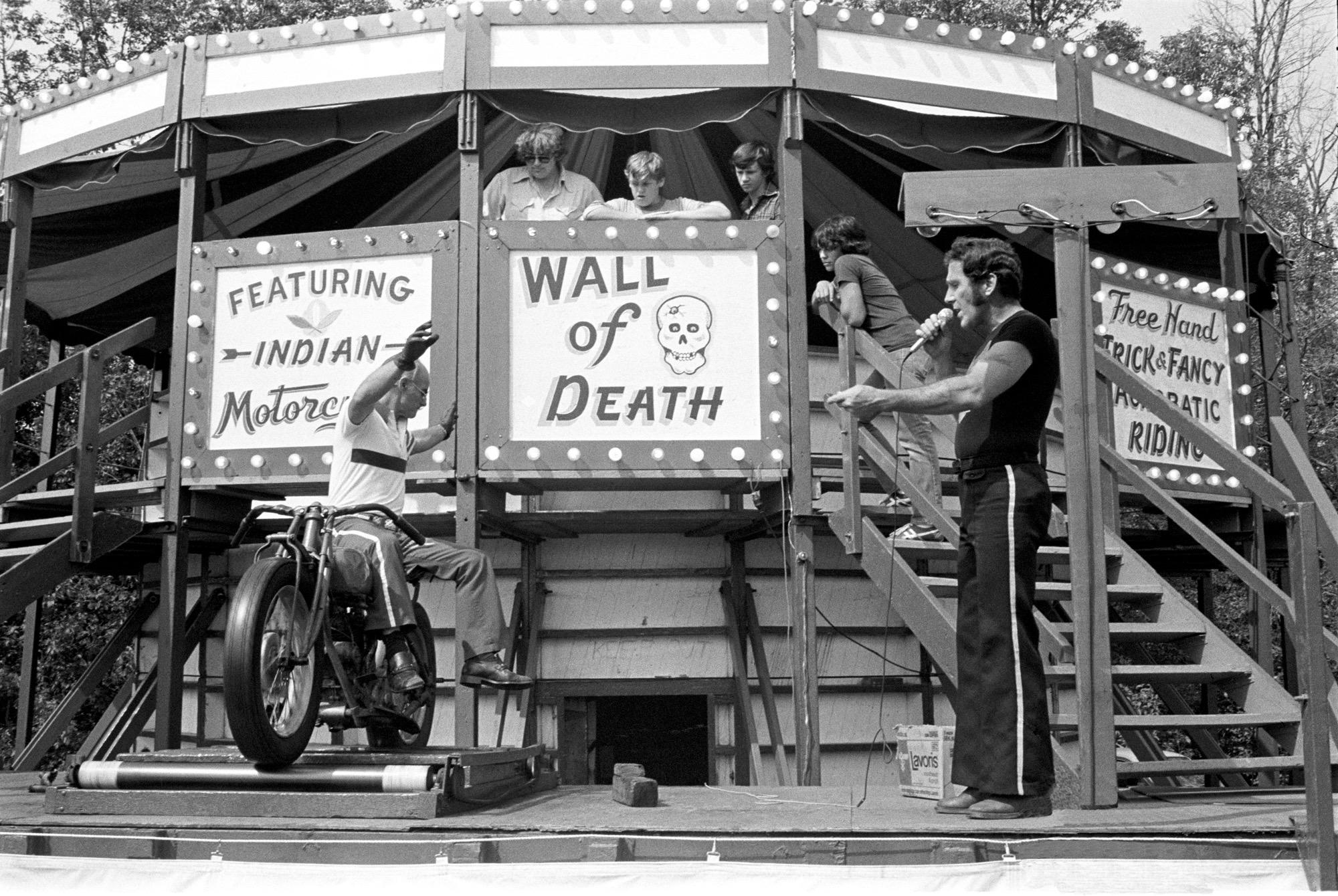 Union Fair, Union ME 1970