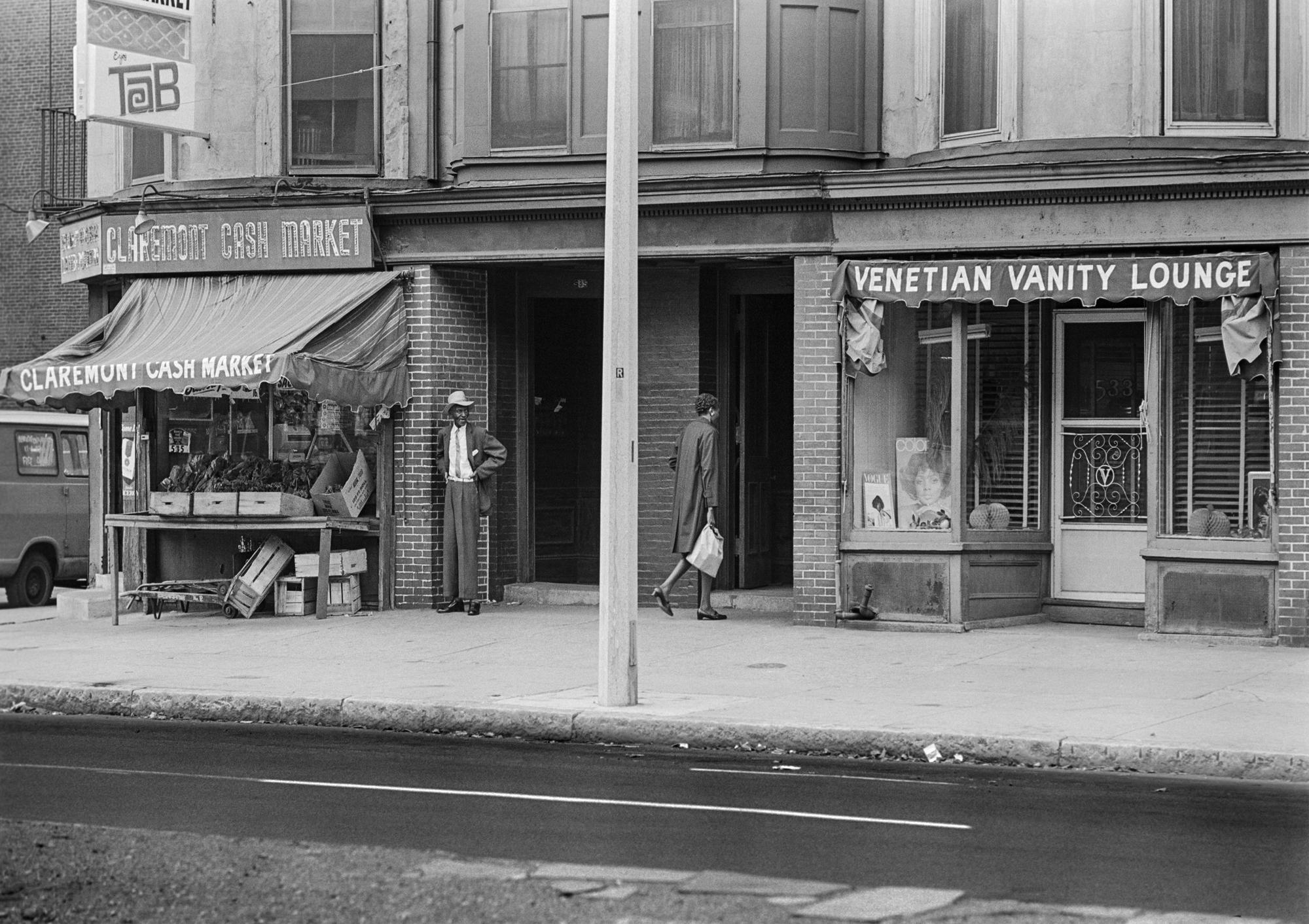 Boston MA 1970