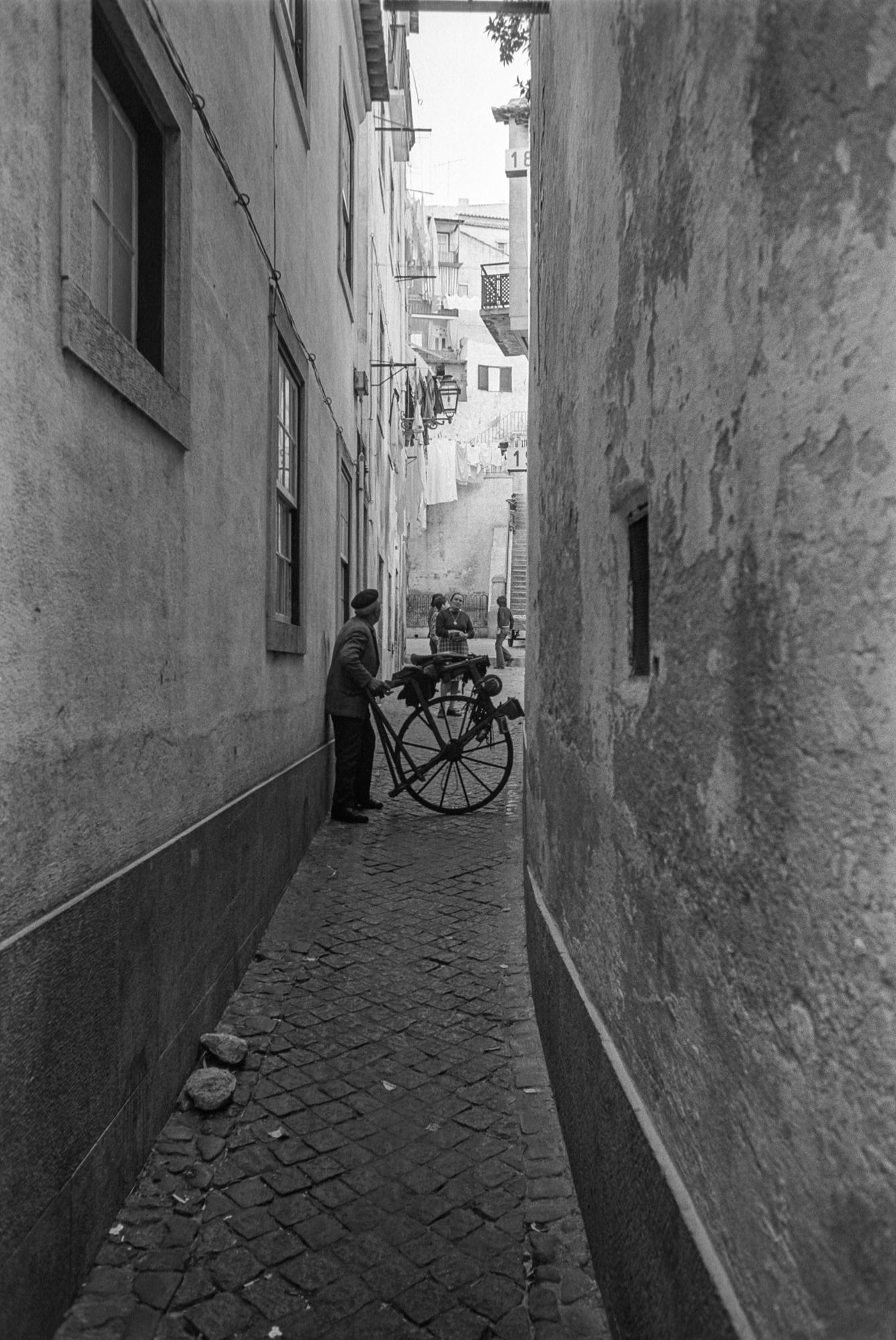 """Old City"" Lisbon, Portugal"