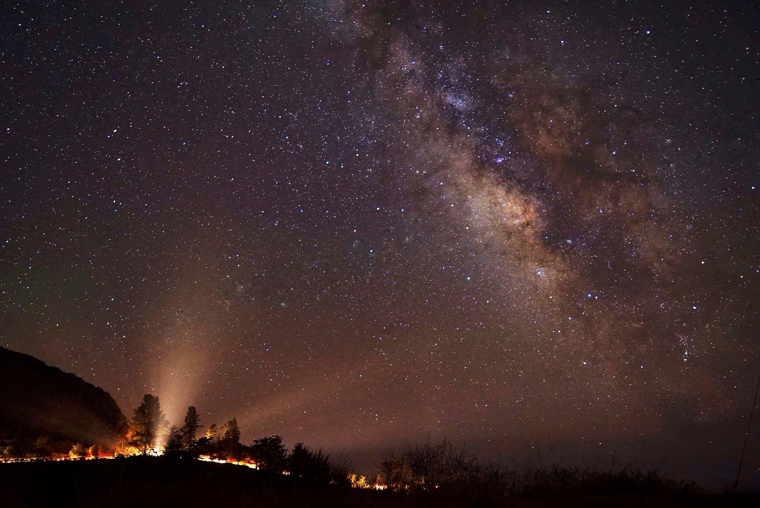 Big Sky in Big Sur