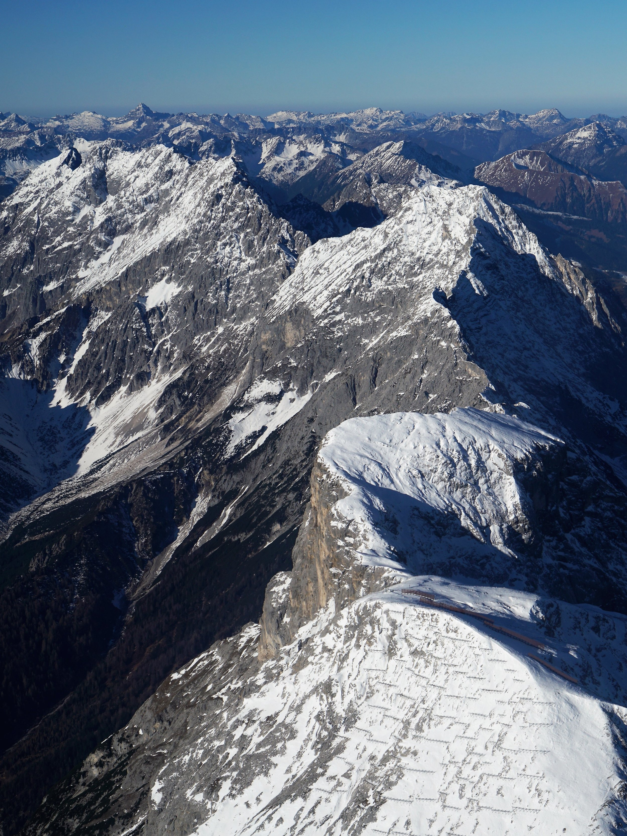 Austrian Alps, near Innsbruck