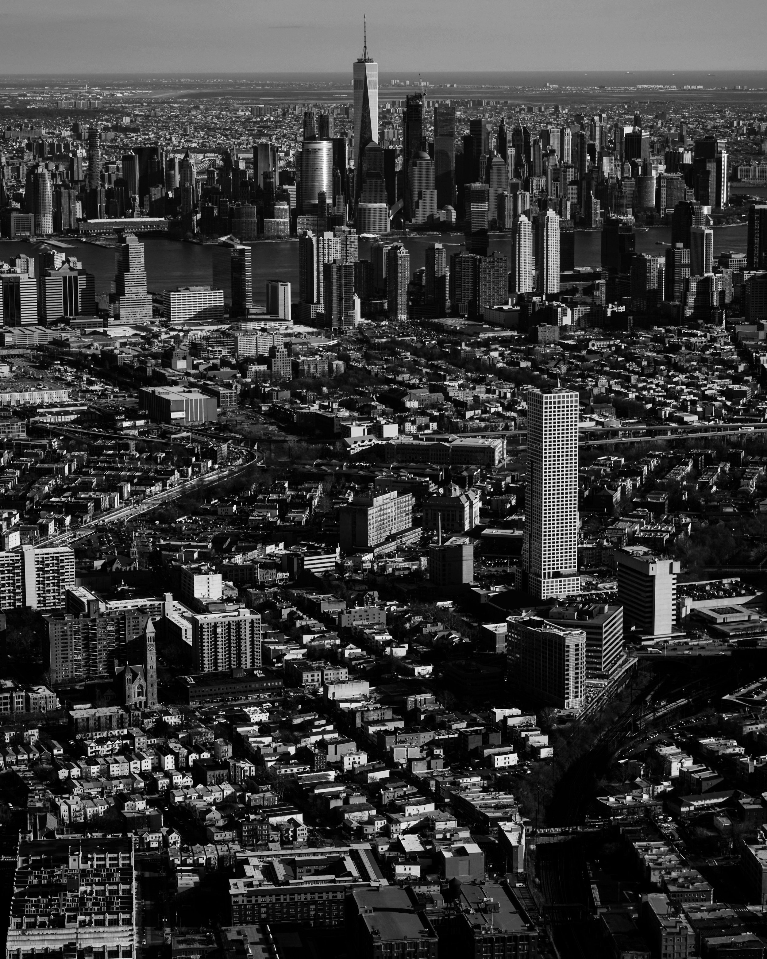 NYC, On Approach to Newark