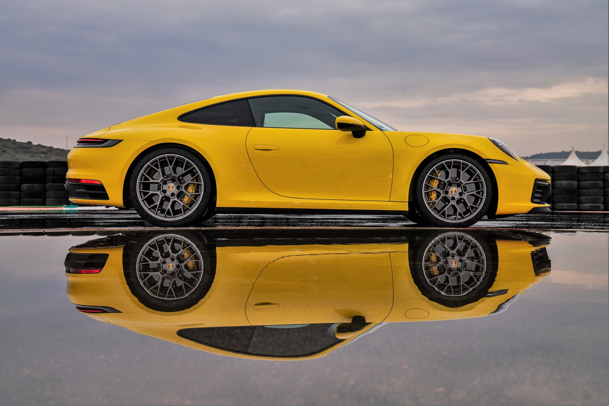2020 Porsche 911, Valencia, Spain