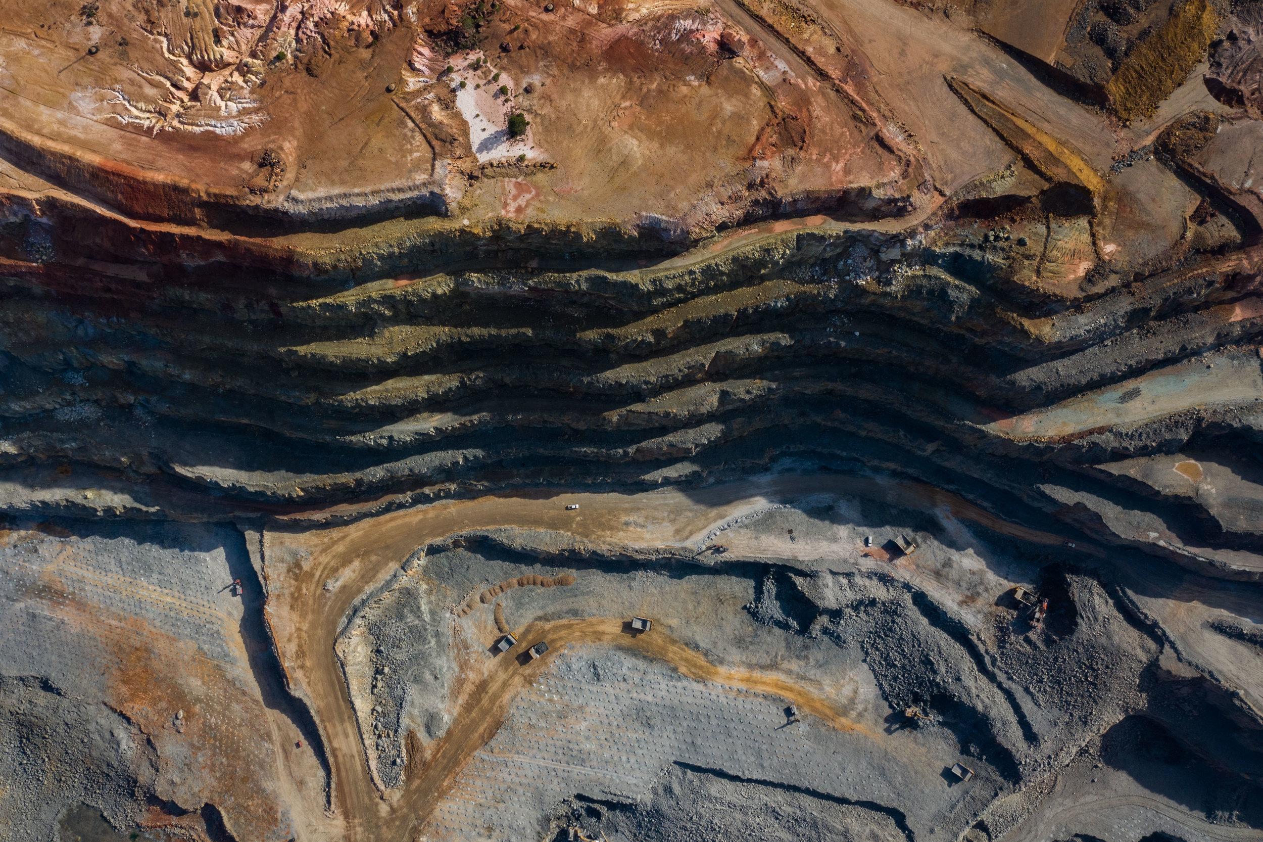 Proyecto Riotinto mine, Seville, Spain
