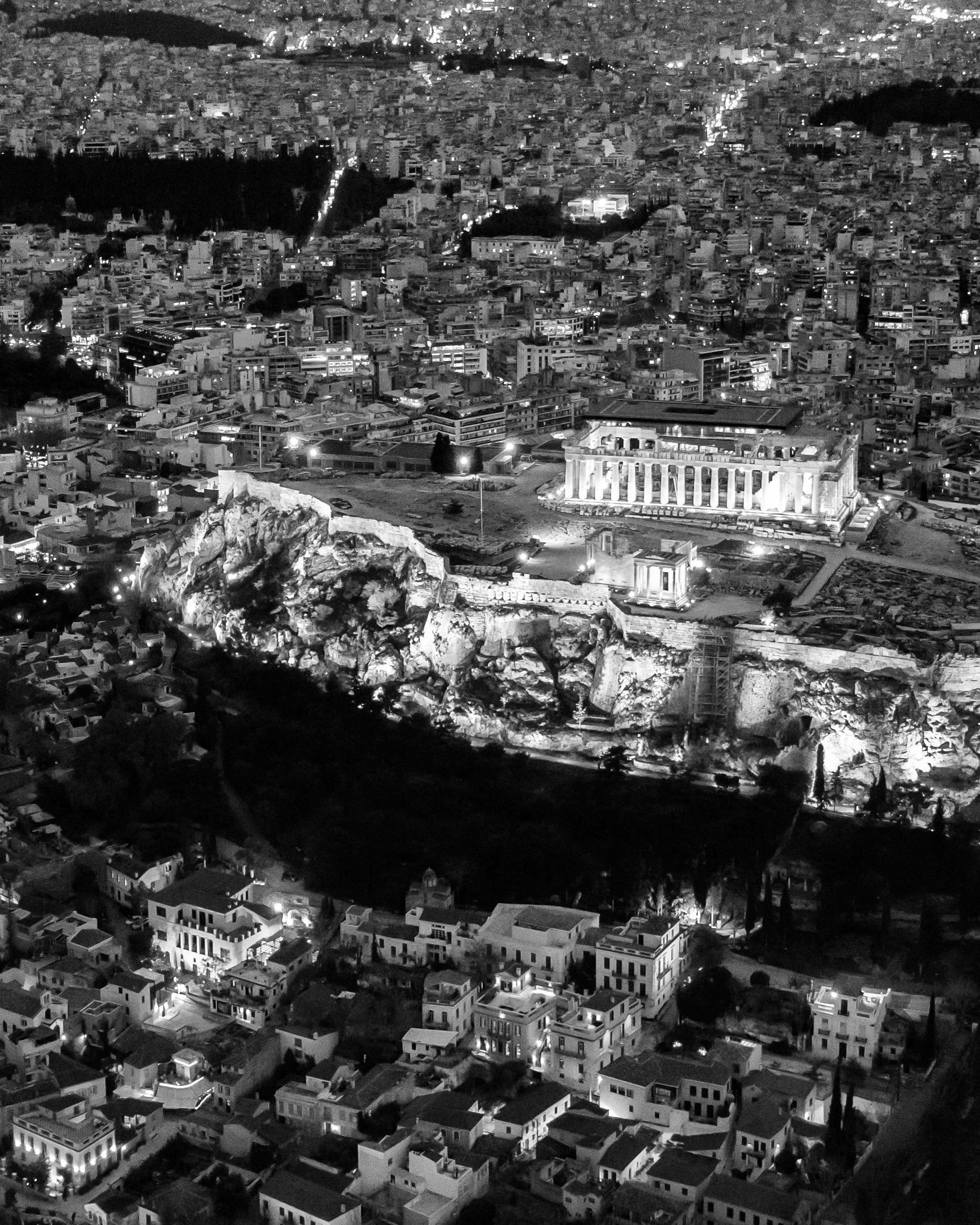 The Acropolis, Athens