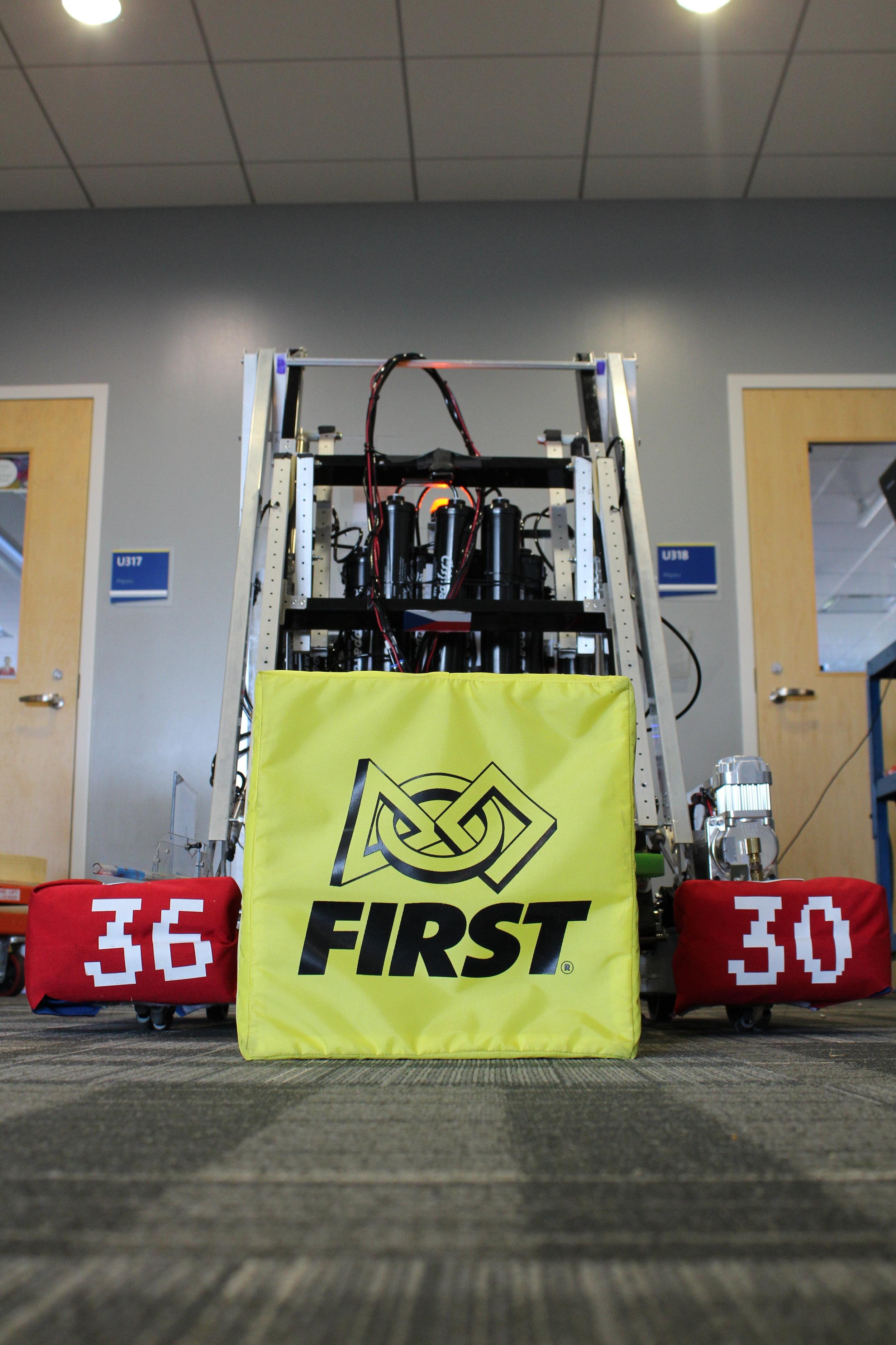 Meet the Breck Robot
