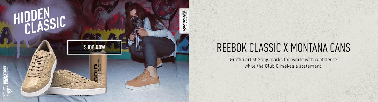 il più economico gamma completa di articoli consegna gratuita Reebok — Freelance Creative Services
