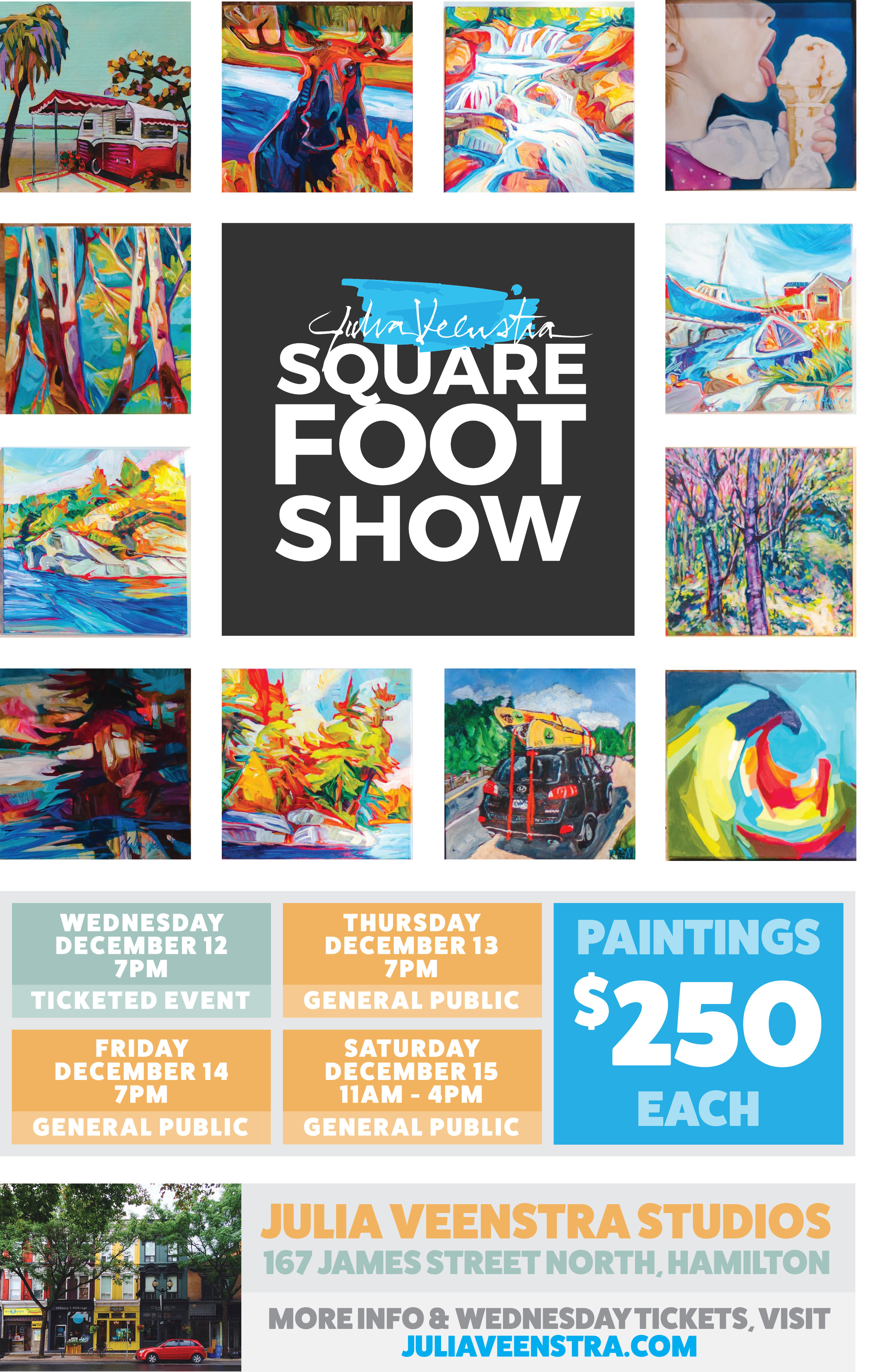 2018 Julia Veenstra - Square Foot Show - Poster-1.jpg