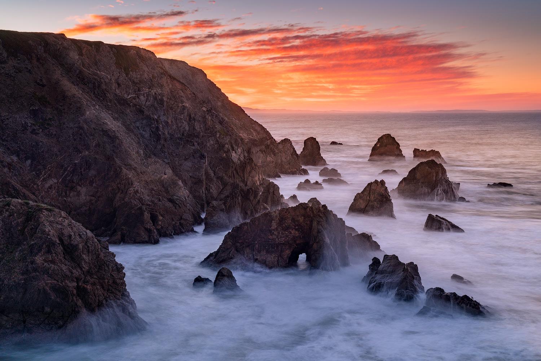 Dawn Light, Bodega Bay