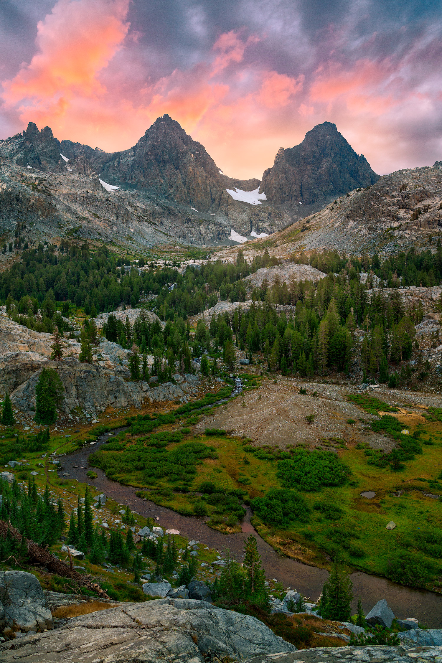 Cotton Candy, Ansel Adams Wilderness
