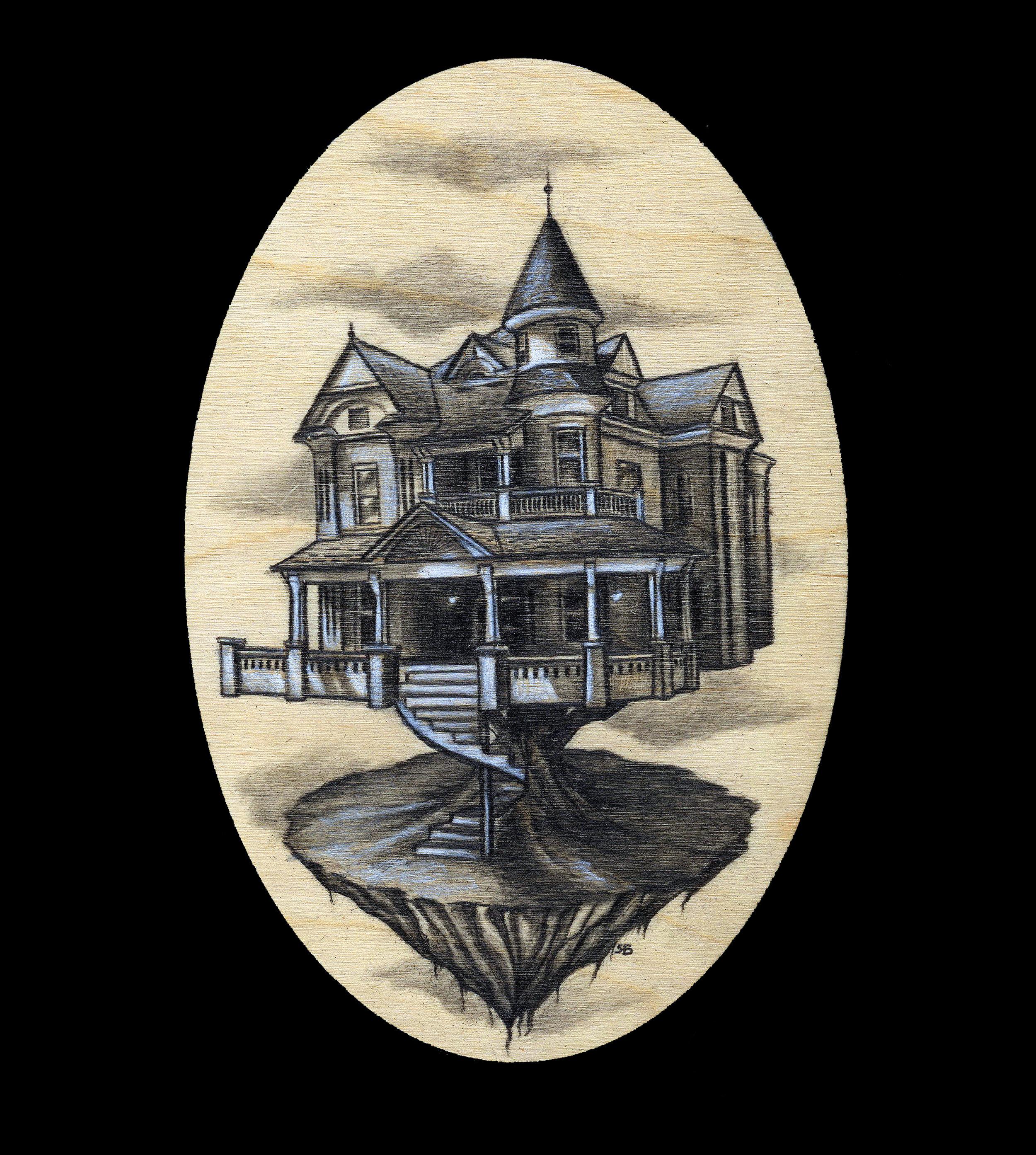 Floating Oak Manor