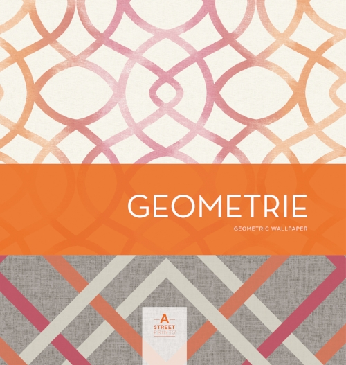 A stylish collection of geometric designs from Brewster.