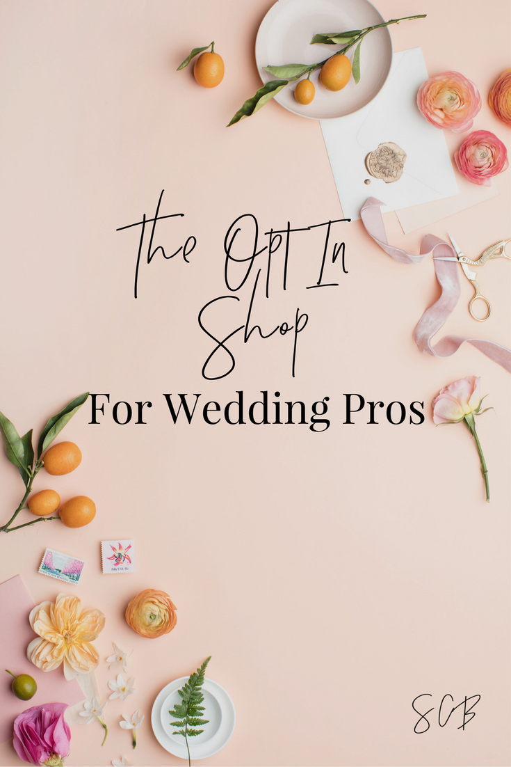How to Build Your Email List in Your Wedding Business