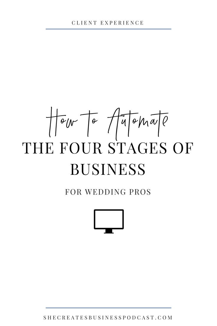 How to Use a CRM and Automated Scheduling System in Your Wedding Business