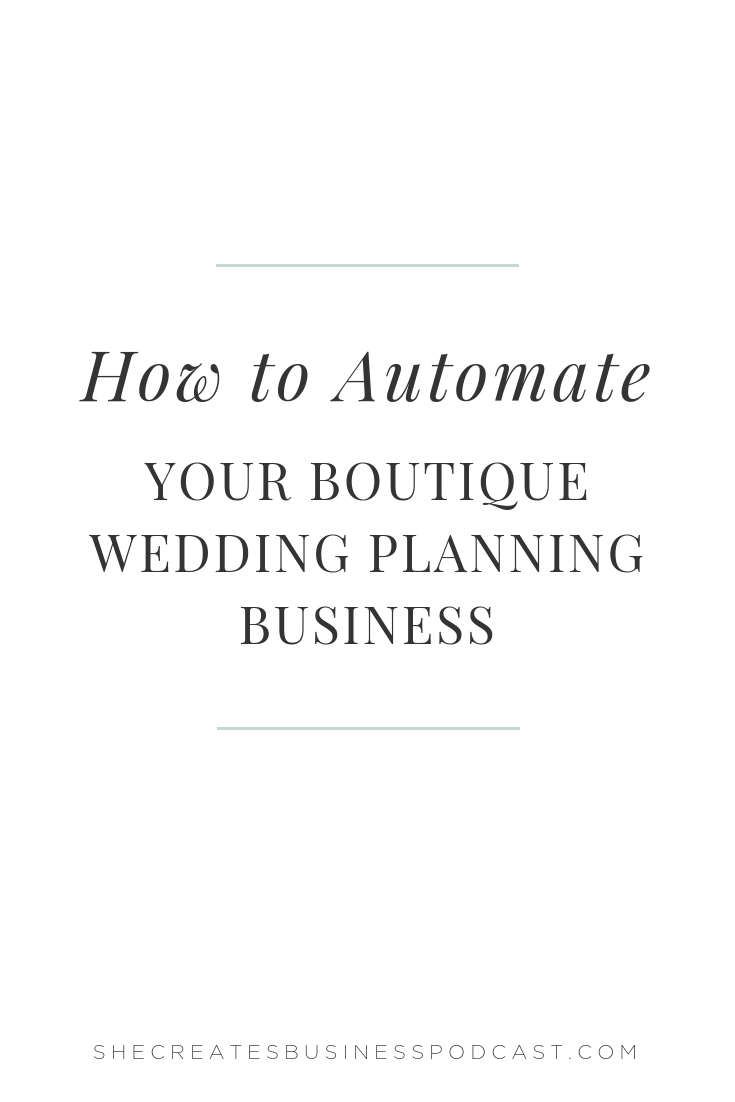 How to Use Automation Tools in Your Wedding Planning Busienss