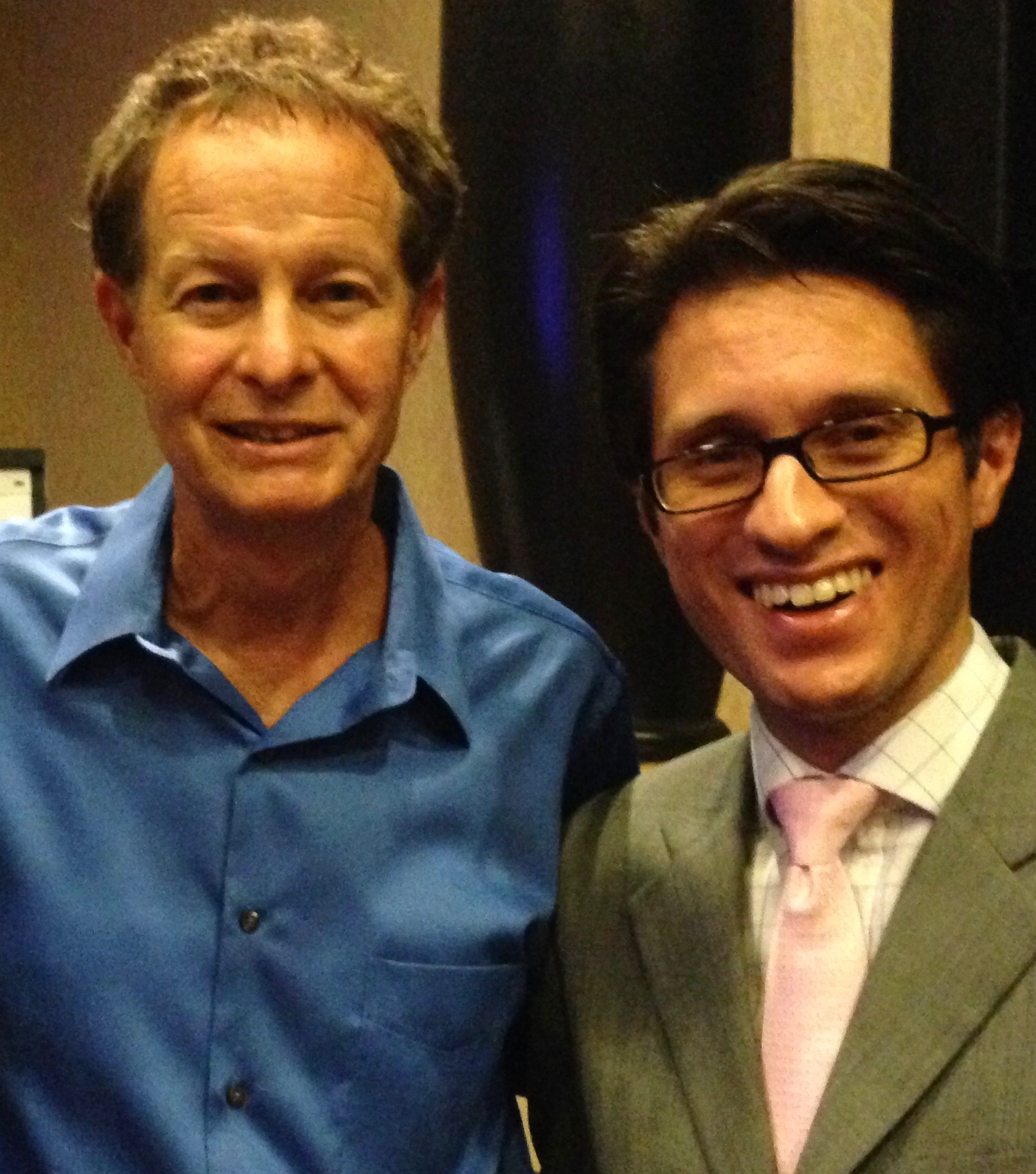 Dan Mangru and John Mackey - Co-CEO of Whole Foods