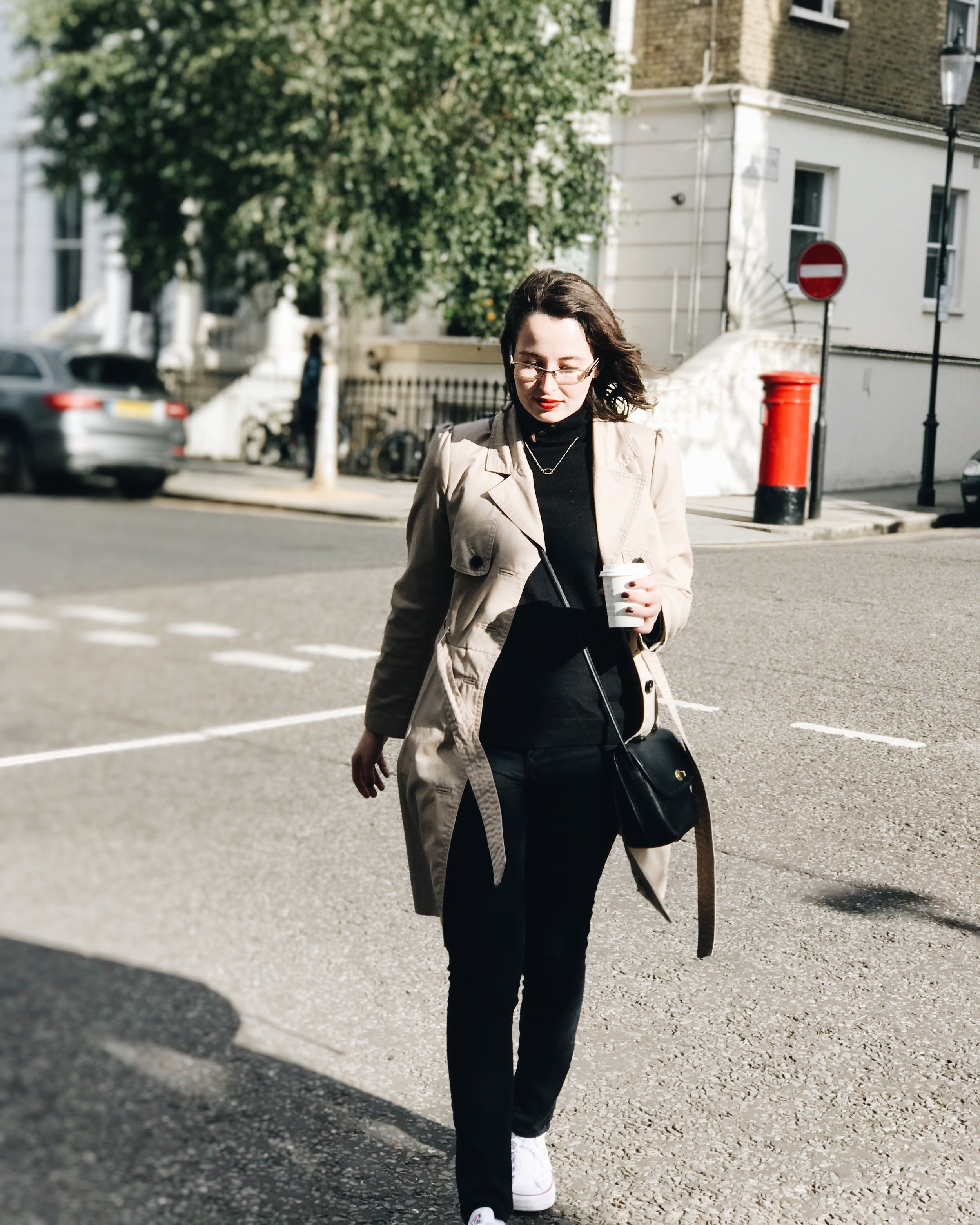 London Fashion Outfit