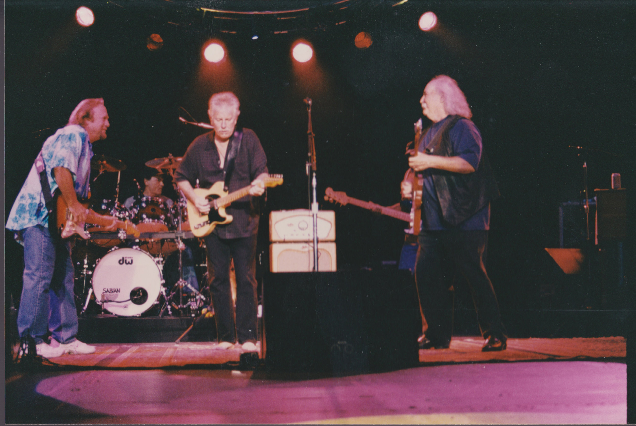 CSN @ the PNC Bank Arts Center 8.7.11. Photo by RD Mathers