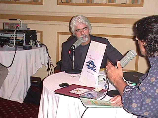 Michael McDonald and Bob Buchmann