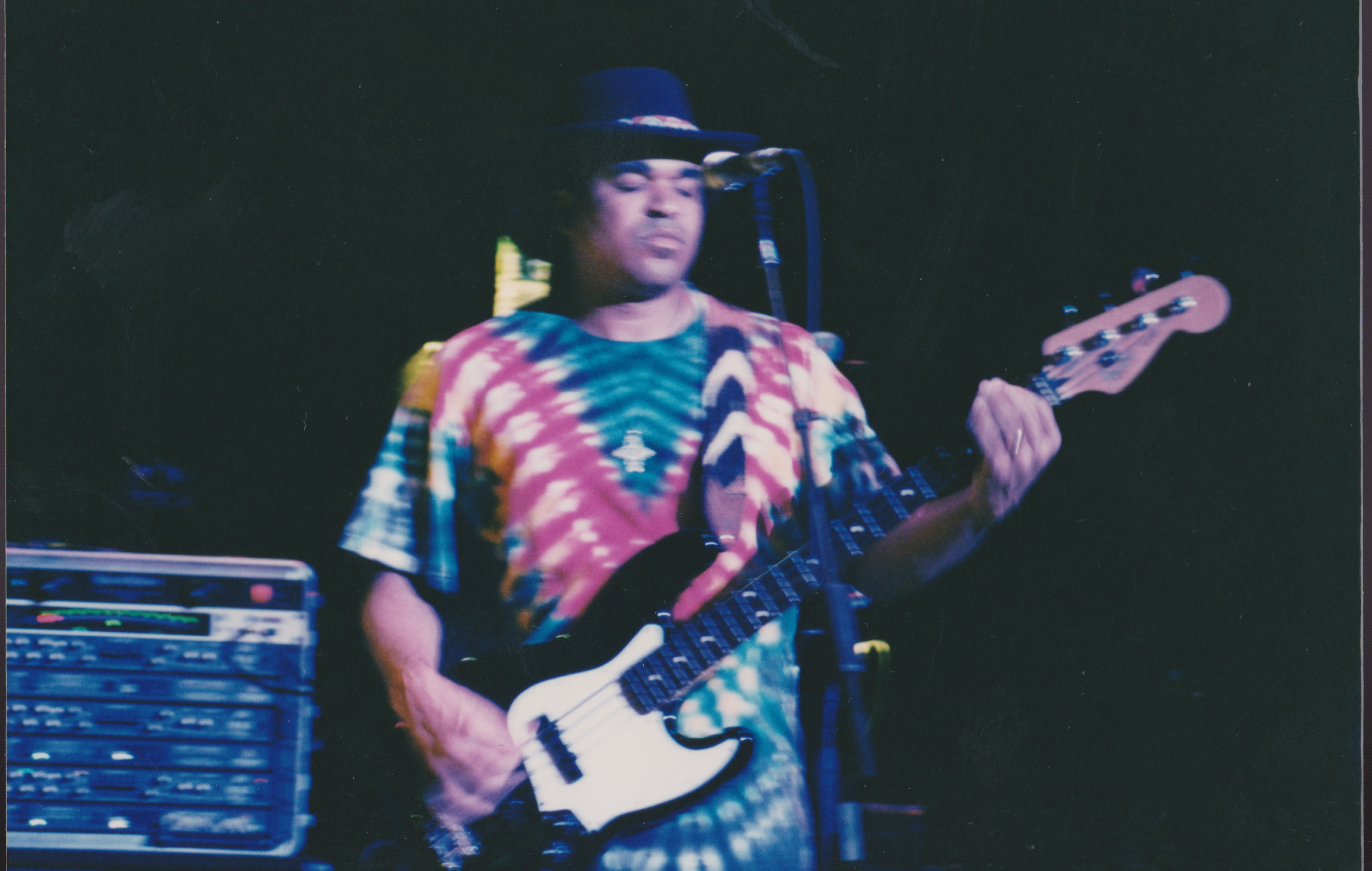 Oteil Burbridge. Photo by RD Mathers